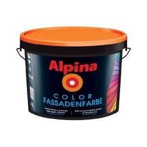 Alpina Color Fassadenfarbe