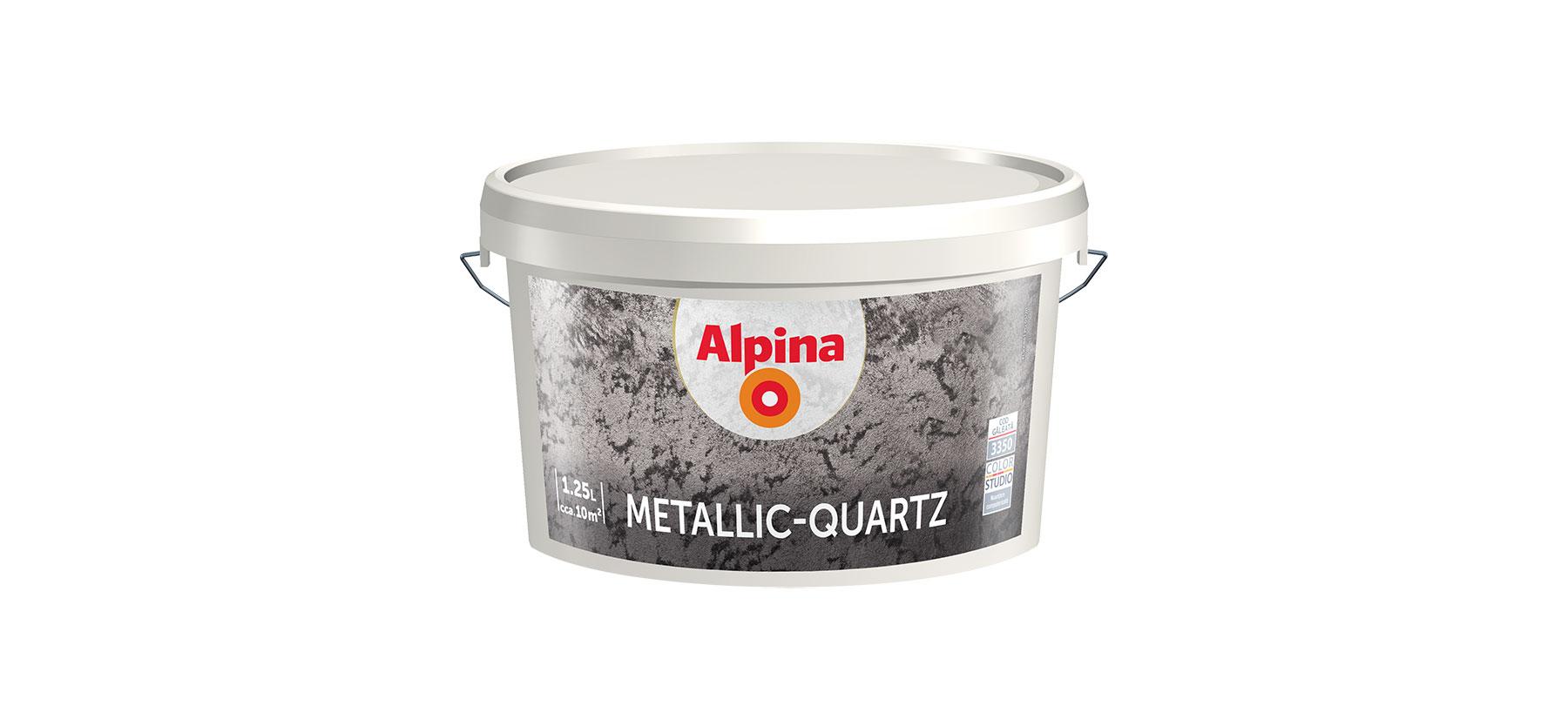 Alpina Metallic-Quartz