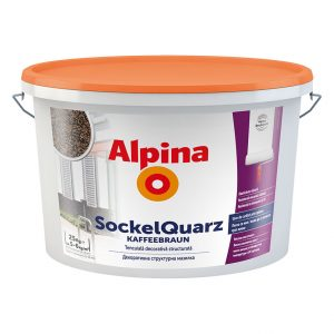 Alpina SockelQuarz