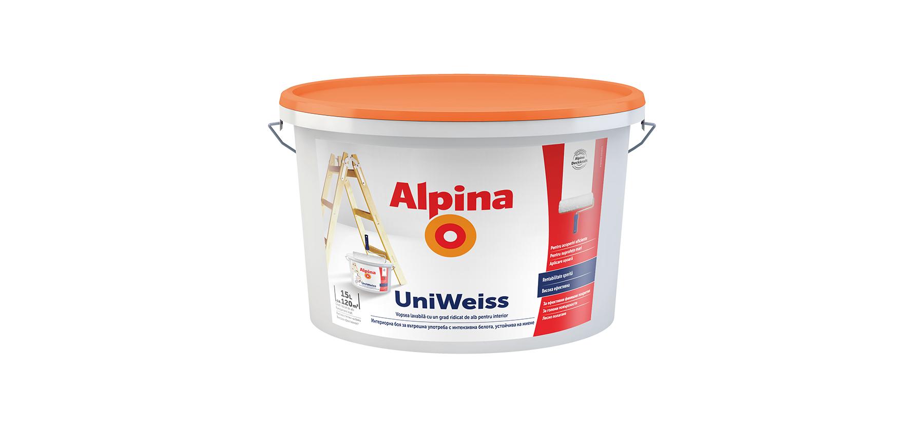 Alpina UniWeiss