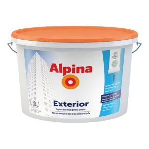 Alpina-exterior